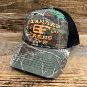 Bernard Farms Trucker Hat - Camo