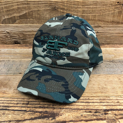 Bernard Farms Hat - Camo Twill