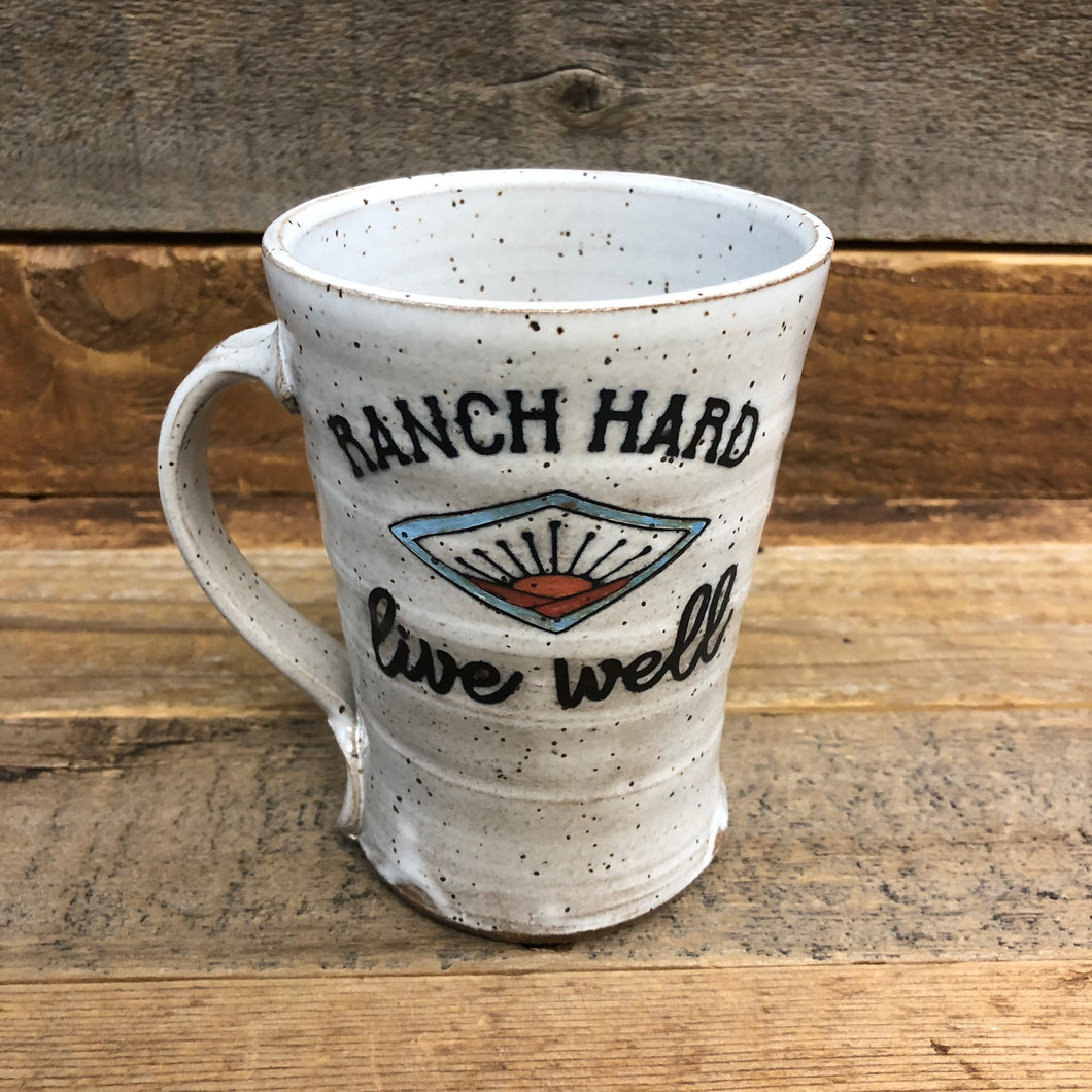 RANCH Hard Live Well Mug