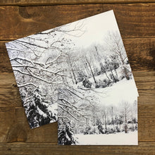 Load image into Gallery viewer, Winterscape Print
