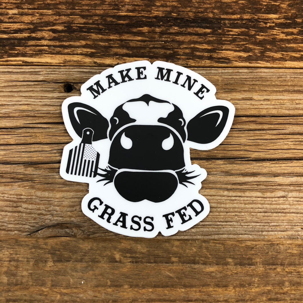 The Grass Fed MAGNET