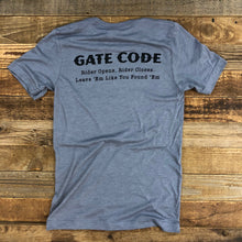 Load image into Gallery viewer, UNISEX Gate Boss Tee - Storm
