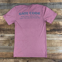 Load image into Gallery viewer, UNISEX Gate Boss Tee - Mauve