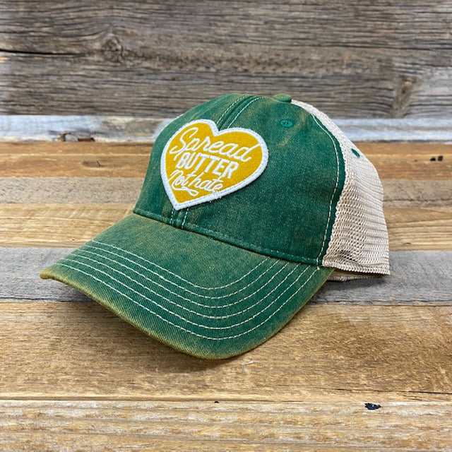 Spread Butter Patch Hat - Green