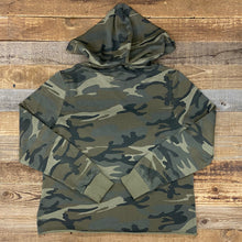 Load image into Gallery viewer, Dirt Road Dreamer Burnout Hoodie - Camo