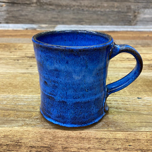 Rise & Grind Mug Johnny Blue