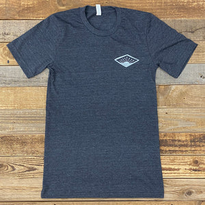I Back Farmers & Ranchers Tee - Dark Heather Grey