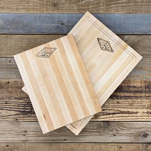 Sunrise Cutting Board