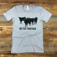 Load image into Gallery viewer, Better Together Tee - Grey