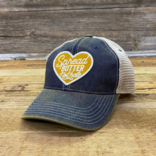 Load image into Gallery viewer, Spread Butter Patch Hat - Denim