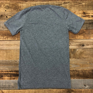 UNISEX Farm to Live, Live to Farm Tee - Heather Grey