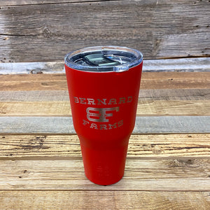 Bernard Farms BIG FRIG 30oz Tumbler - Red