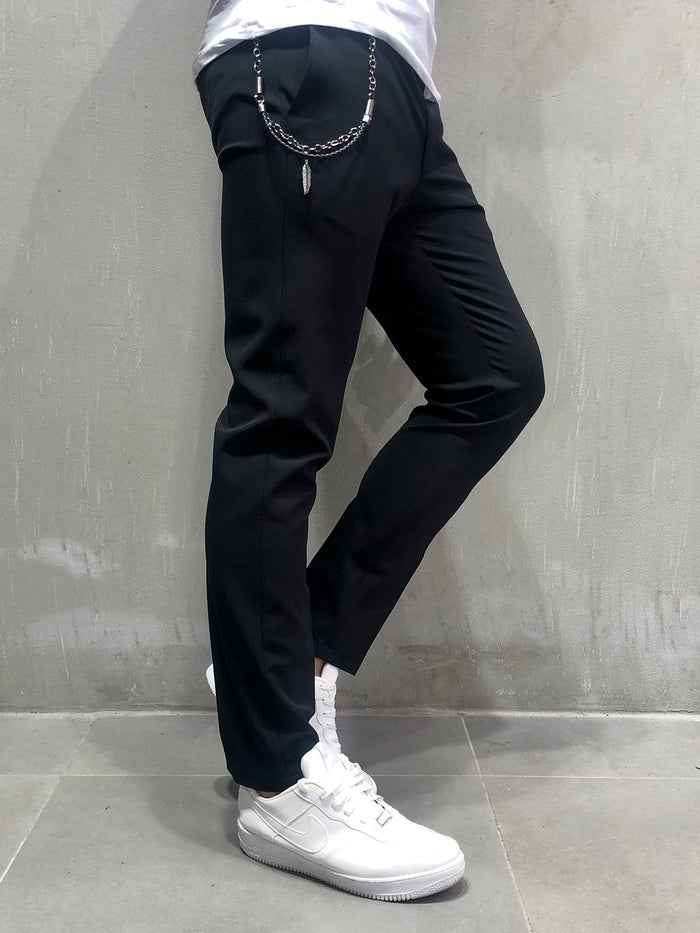 Ankle Pants Chain Accessory 4053