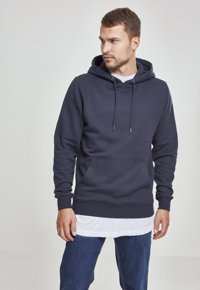 Basic Sweat Hoody navy