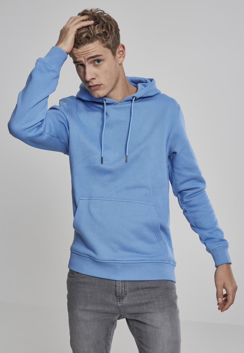 Basic Sweat Hoody horizonblue
