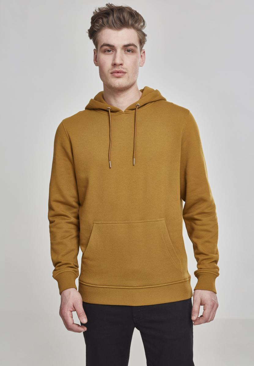 Basic Sweat Hoody nut