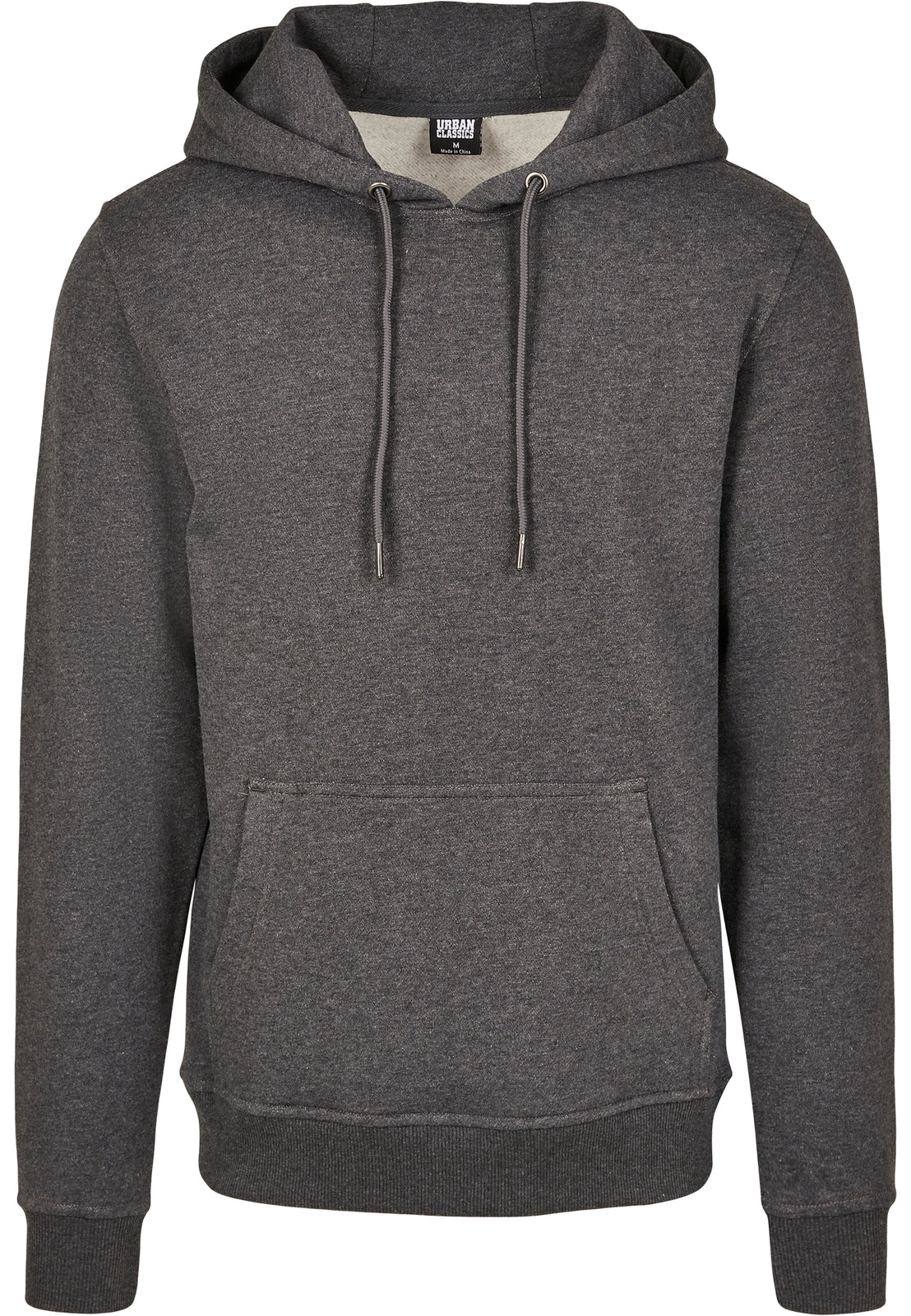 Basic Sweat Hoody charcoal