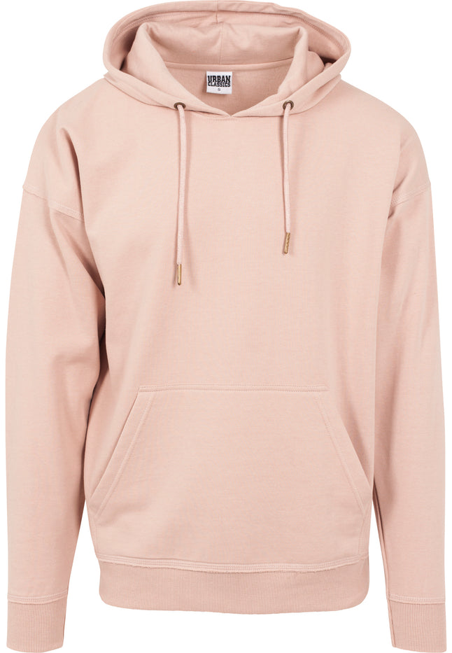 Oversized Sweat Hoody lightrose