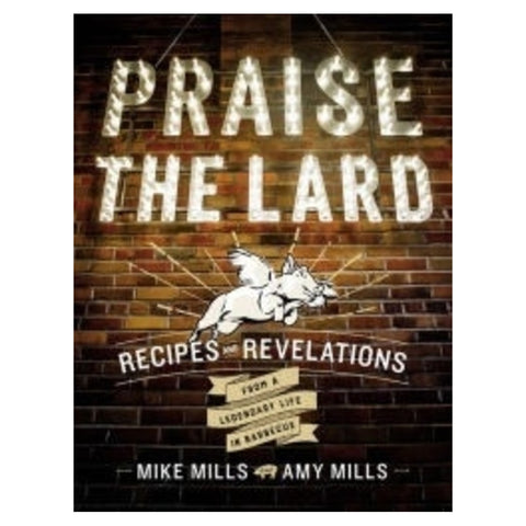 Praise the Lard Book