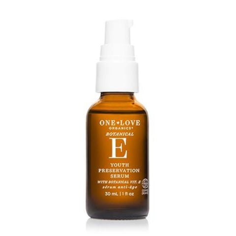 Botanical E Youth Preservation Serum - 10ml
