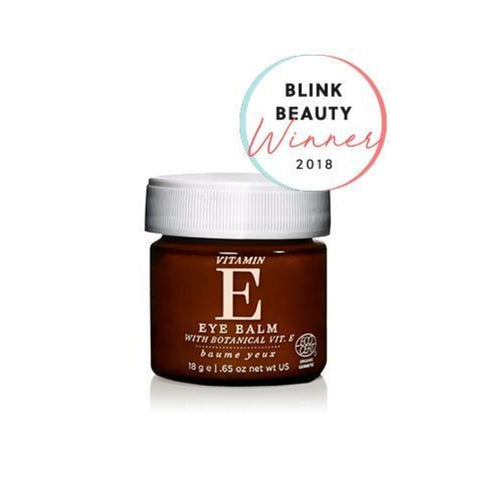 Vitamin E Eye Balm - 0.65 oz
