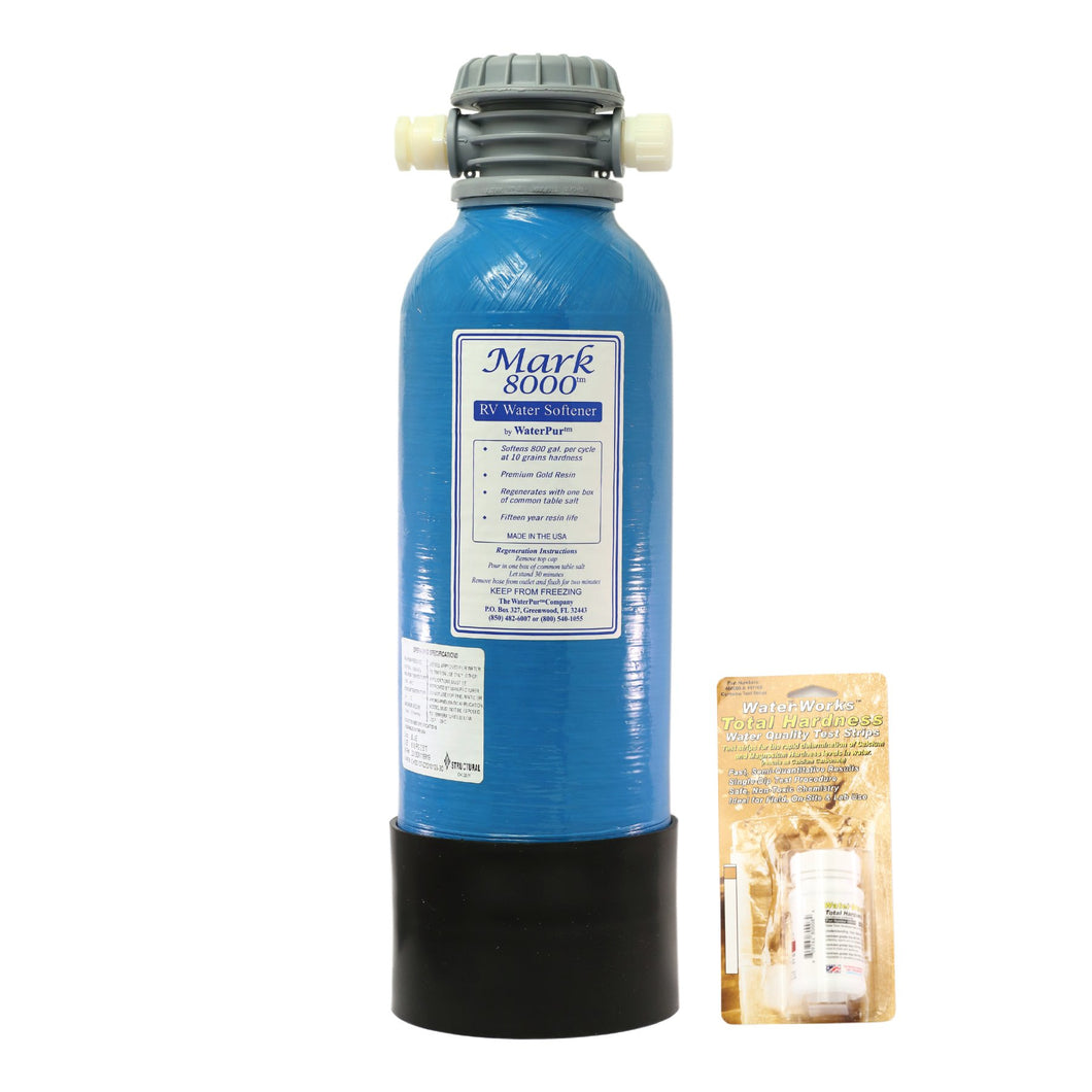 Mark8000 Portable Water Softener