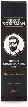 Percy Nobleman Scented Beard Oil 100ml Box