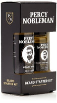 Percy Nobleman Beard Starter Kit Side