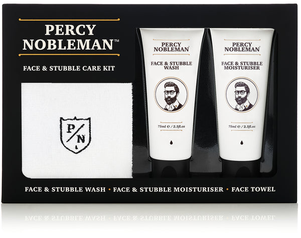 Face and Stubble Care Kit Front