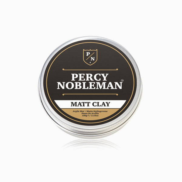 Percy Nobleman Matt Clay 100g Top