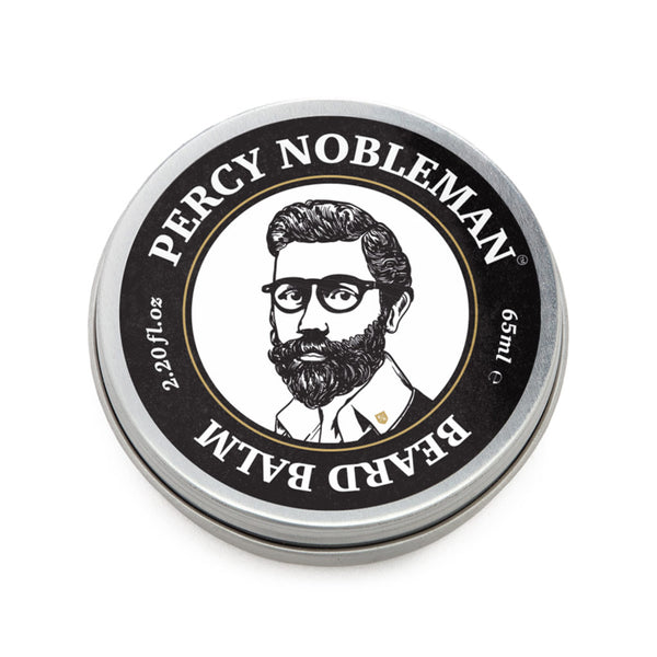 Percy Nobleman Beard Balm Top