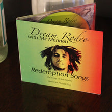 Load image into Gallery viewer, CD Redemption Songs (the Songs of Bob Marley) Featuring Mz Menneh