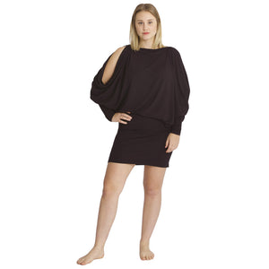 Hooded Cape Black Lover