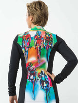 Load image into Gallery viewer, Long Sleeve Katy Malo Jacket
