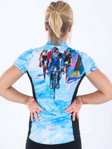 Load image into Gallery viewer, Short Sleeve Lyne Malo Jersey