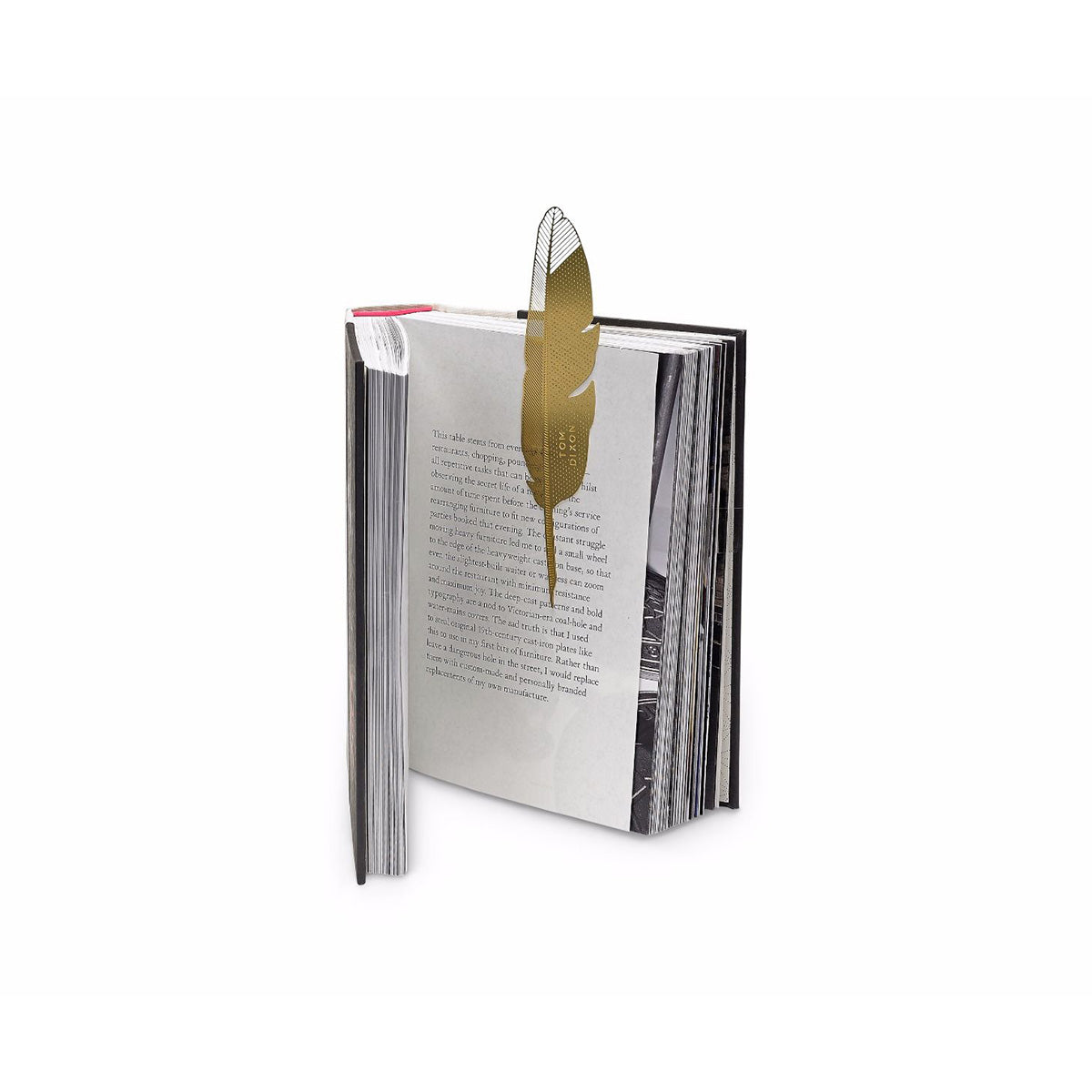 Tom Dixon Tool The Bookworm Quill