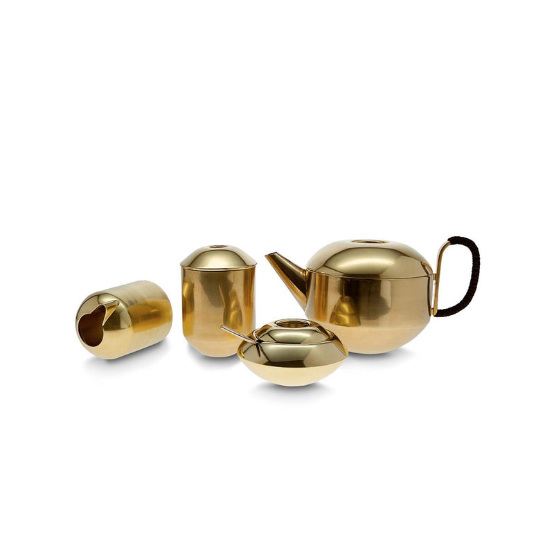 Tom Dixon Form Milk Jug 270ml Brass