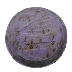 150g Crushed Lavender Round Soap