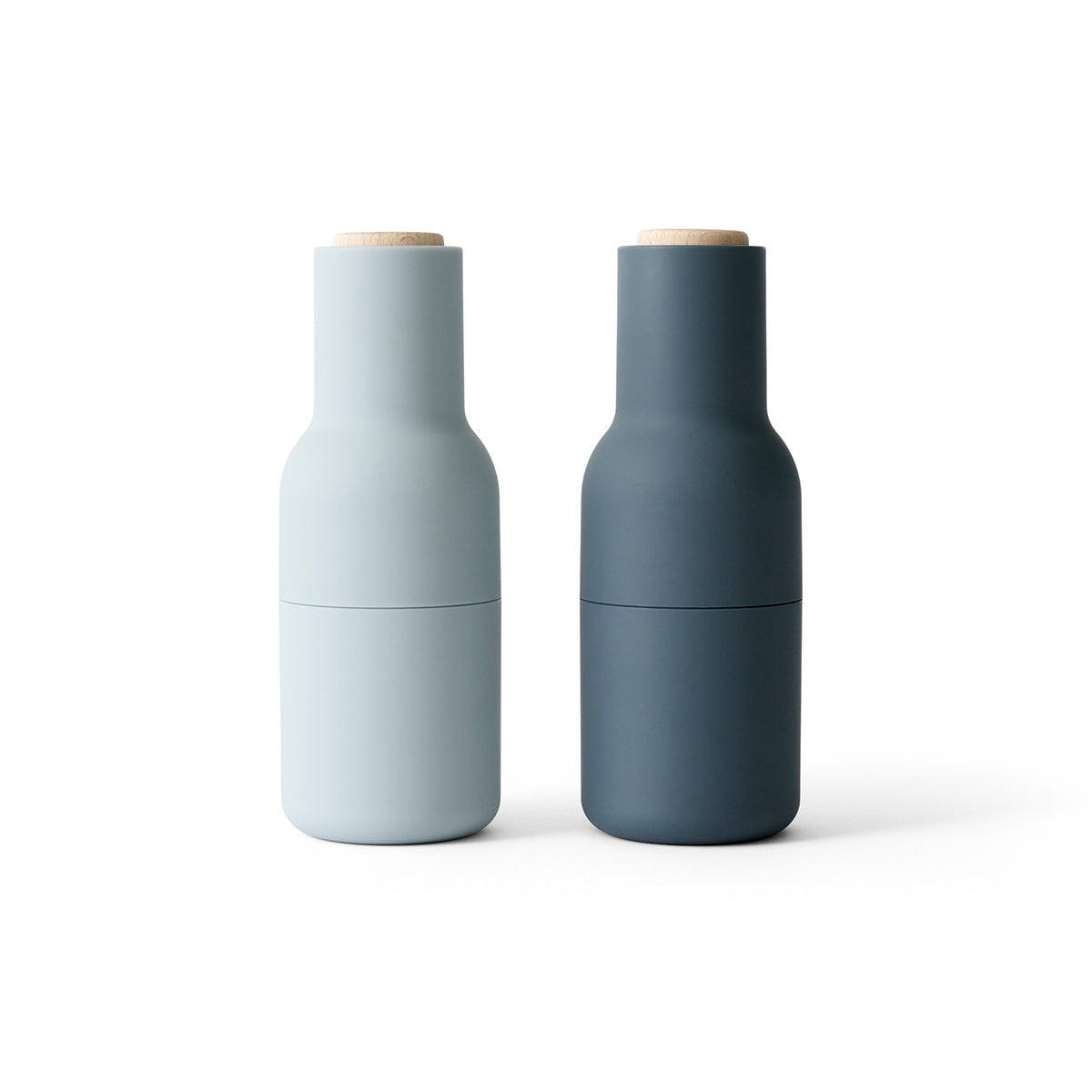 Menu Norm Bottle Grinder Set Blues, by Norman Architects