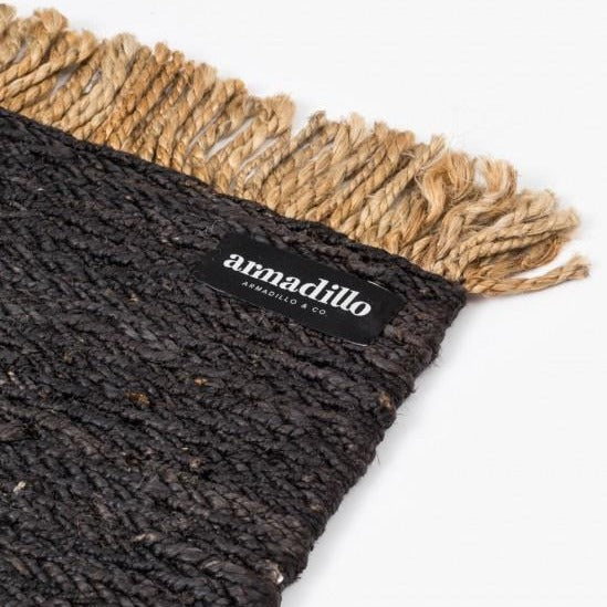 Sahara Weave Entrance Mat- Charcoal 0.6 x 1m