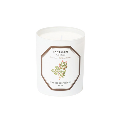 Carriere Freres  Sandalwood Candle 185gr