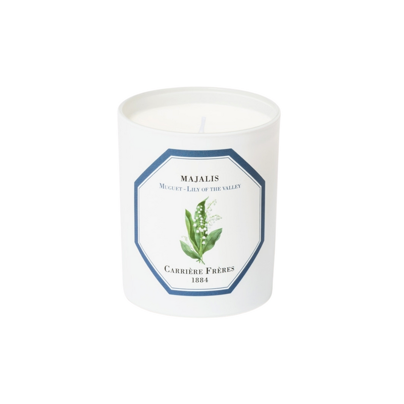 Carriere Freres Lily of the Valley Candle 185 gr