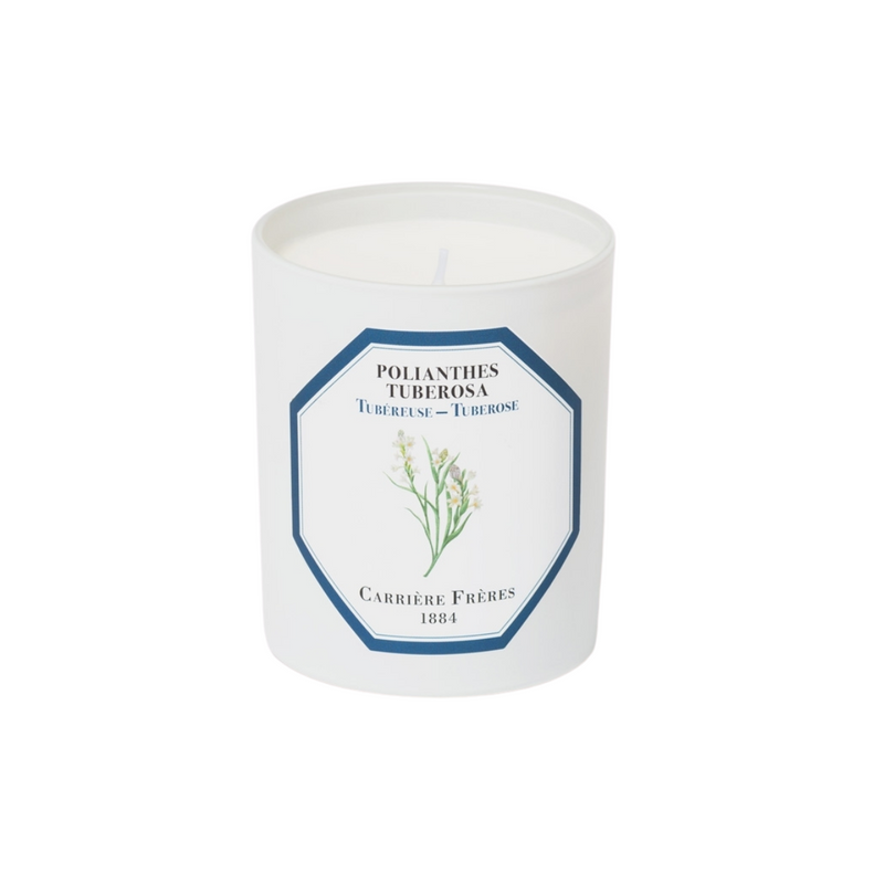 Carriere Freres Tuberose Candle 185gr