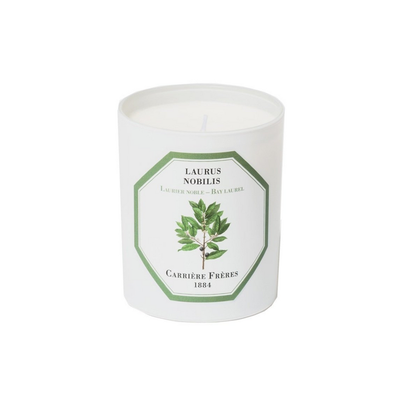 Carriere Freres Bay Laurel Candle 185g