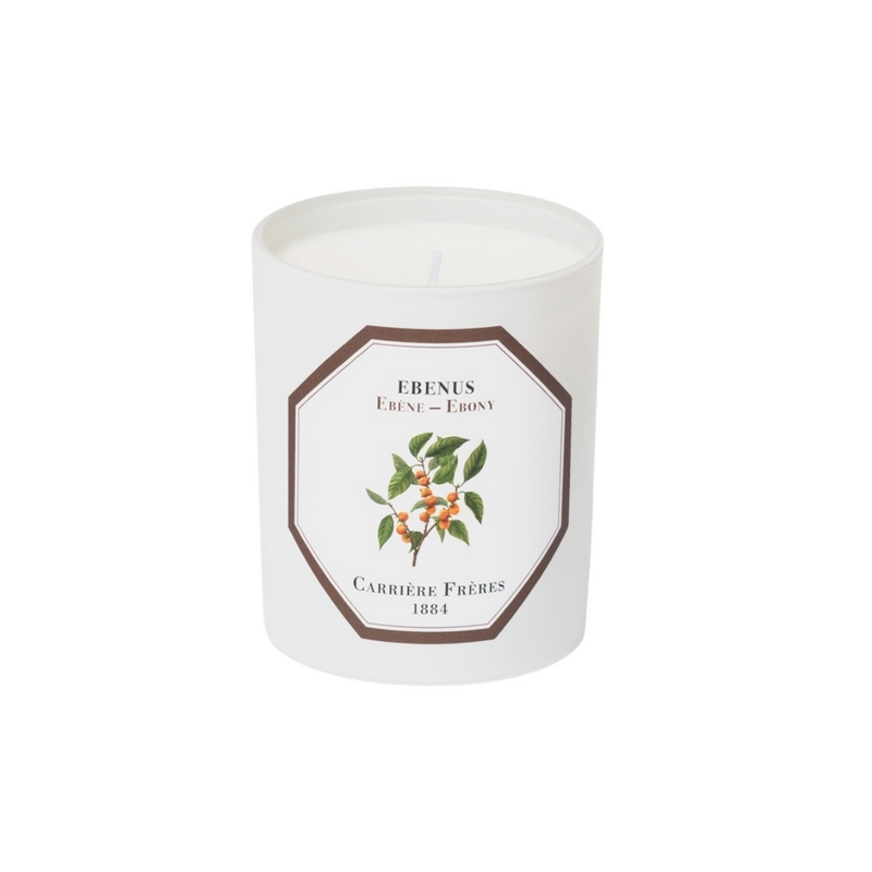Carriere Freres - Ebony Candle 185gr