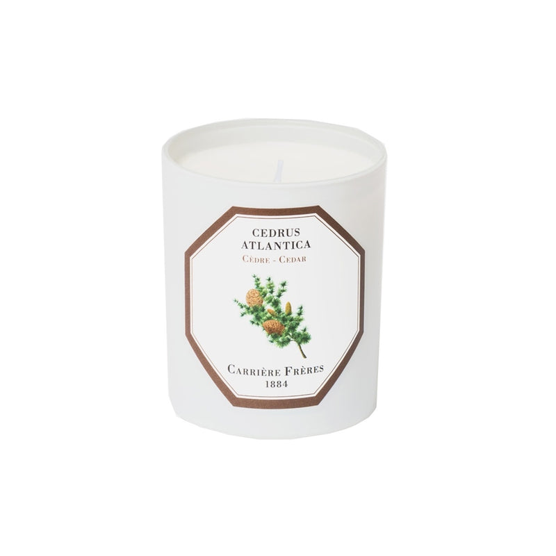 Carriere Freres Cedar Candle 185g