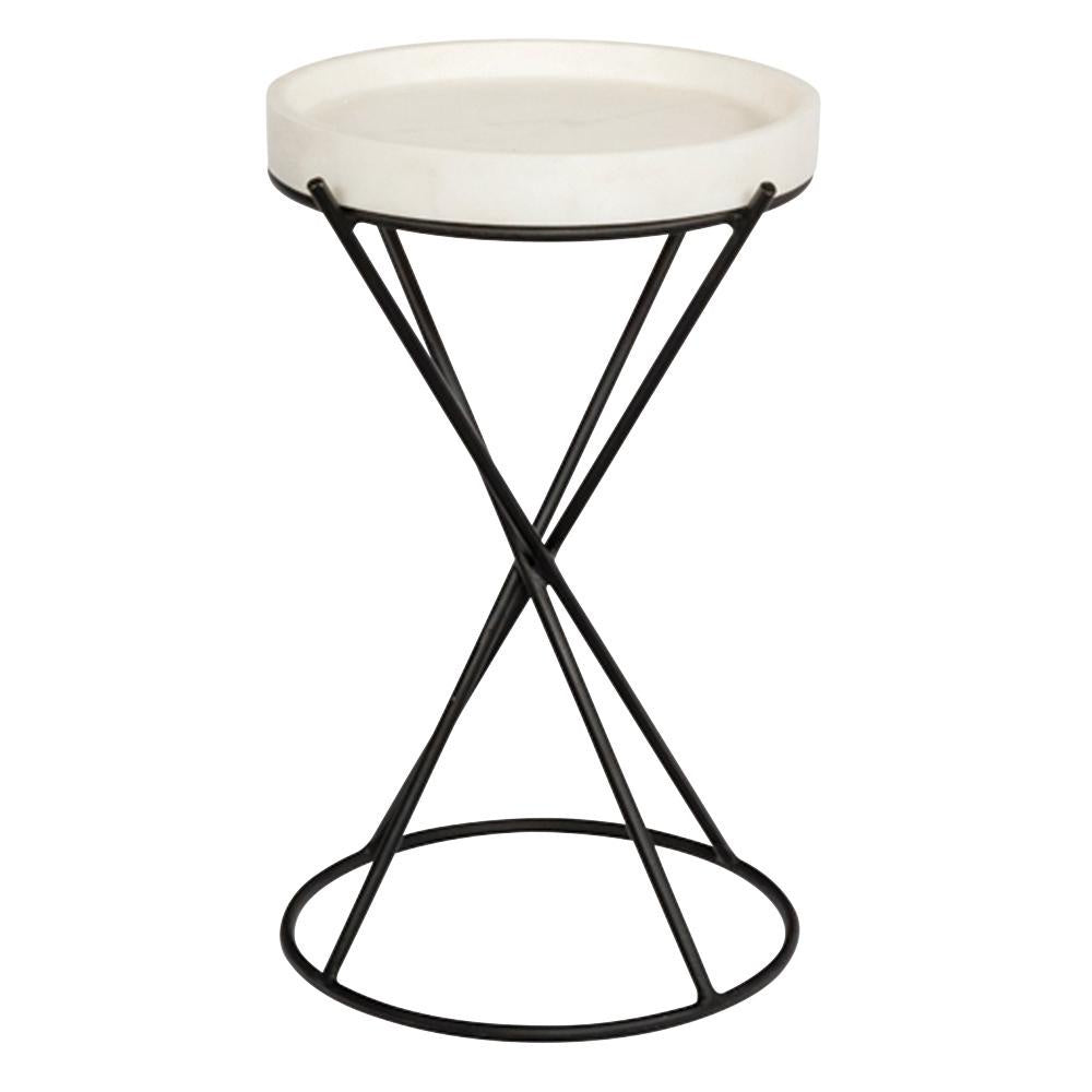 Criss Cross Side Table