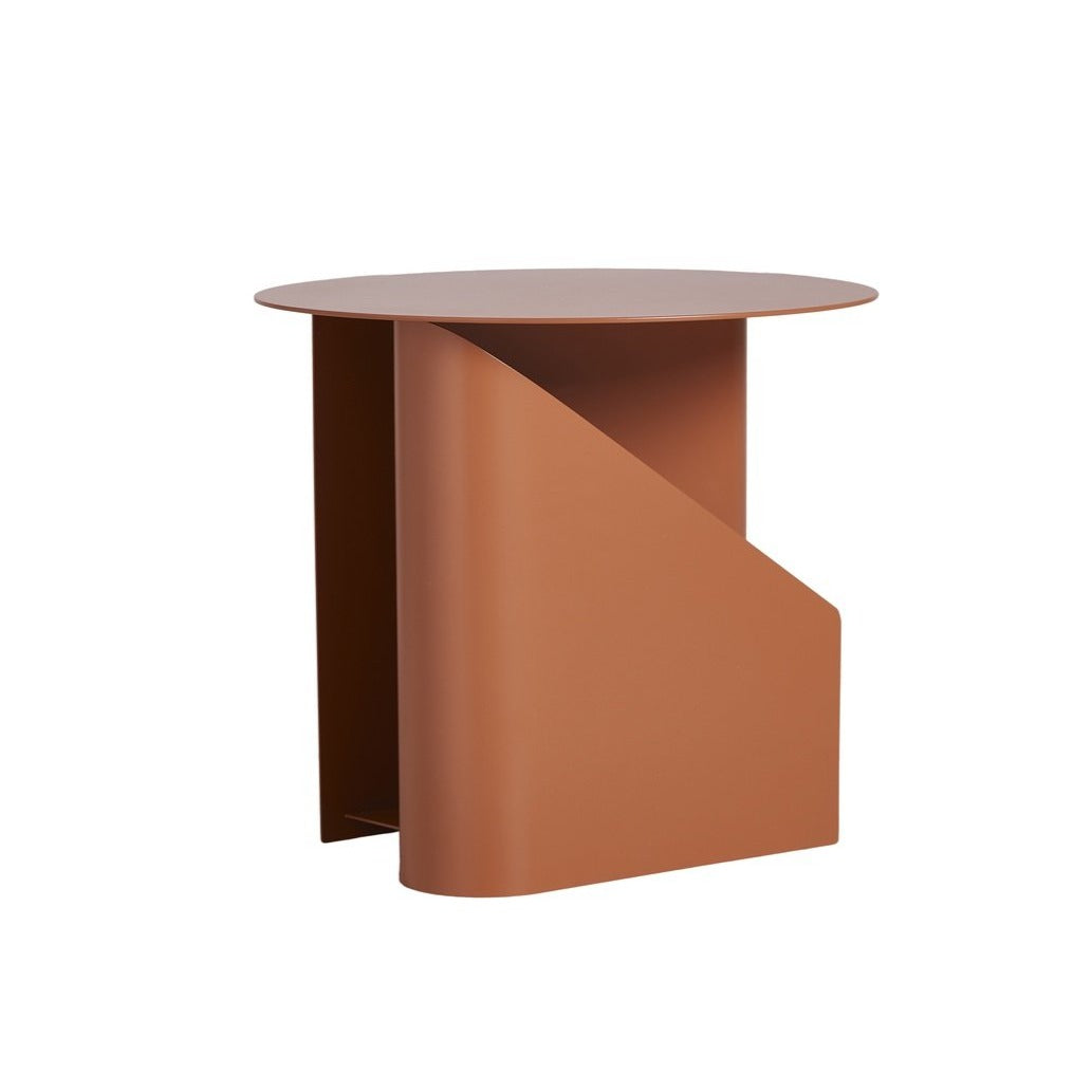 Sentrum Side Table - Burned Orange
