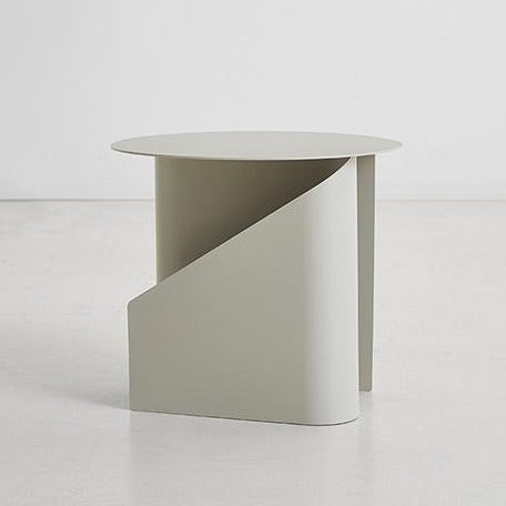 Sentrum Side Table - Light Grey