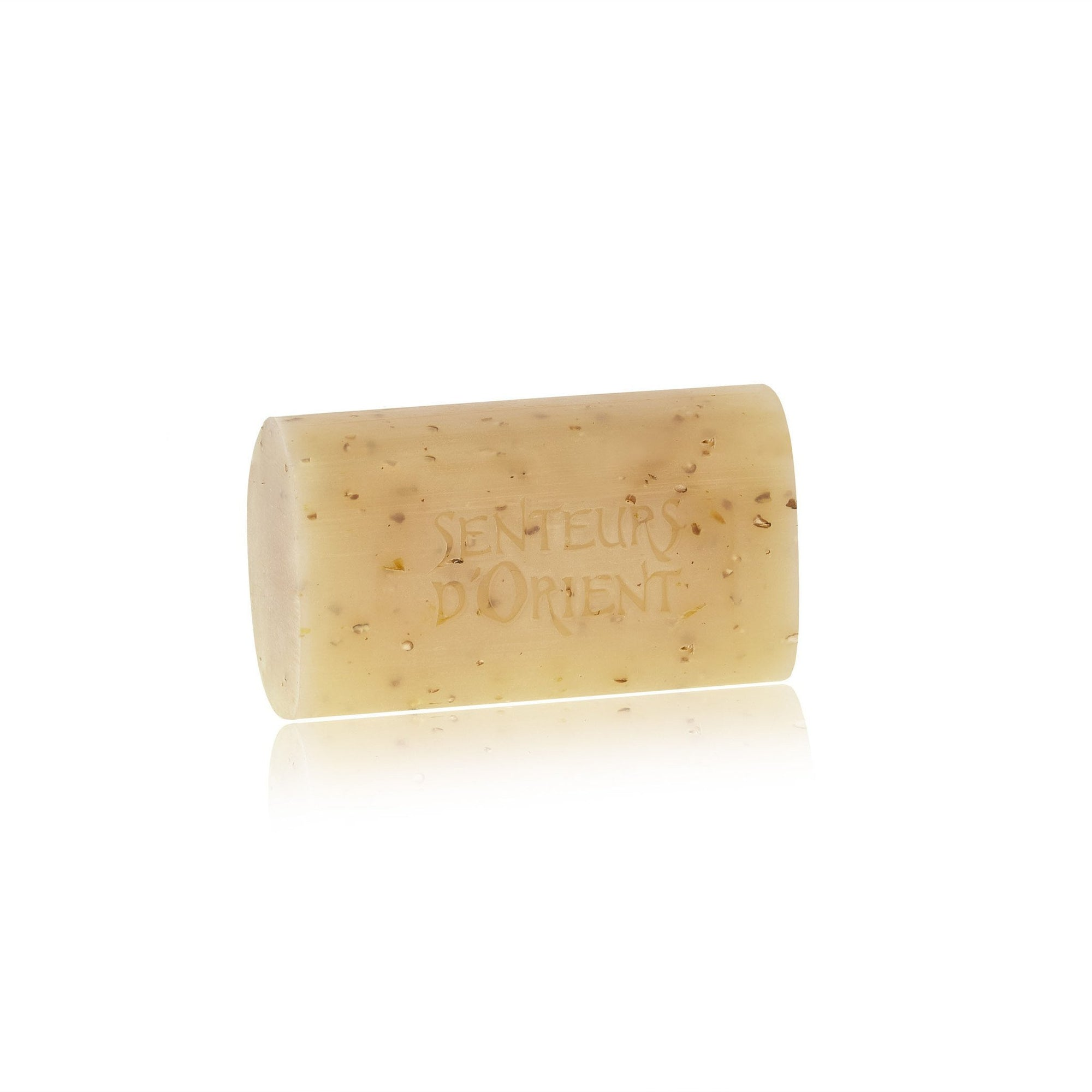 Cut Bar Soap - Almond Exfoliant Rough  210g